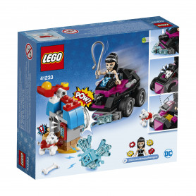 LEGO 41233 IL CARRO ARMATO DI LASHINA DC SUPER HERO GIRLS