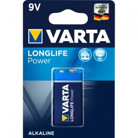 VARTA 9V  9 volt  - High Energy x1 4922121411