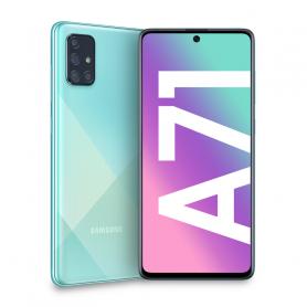 SAMSUNG GALAXY A71 BLUE SMARTPHONE