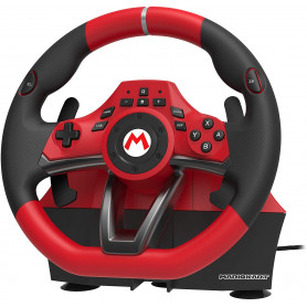 HORI Volante Mario Kart Racing Wheel Pro - Deluxe X SWITCH