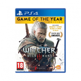 NAMCO THE WITCHER 3 WILD HUNT COMPLETE EDITION PS4