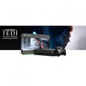 Microsoft Xbox One X 1TB STAR WARS FALLEN JEDI ORDER