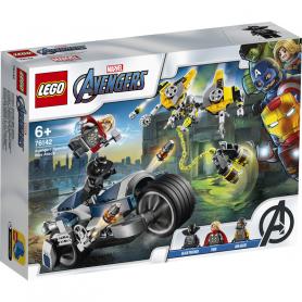 LEGO SUPER HEROES 76142 AVENGERS     ATTACCO DELLA SPEDDER BIKE