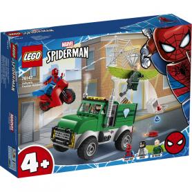 LEGO SUPER HEROES 76147 AVVOLTOIO E LA RAPINA DEL CAMION
