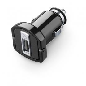 CELLULAR MICROCBRUSB2AK CARICABATTERIA AUTO USB HUAW 2A NERO