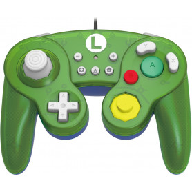 HORI BATTLE PAD  LUIGI  Switch