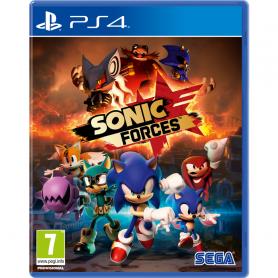 SEGA SONIC FORCES PS4