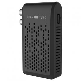 ICAN T370 EASY SCART DVBT2 HVEC