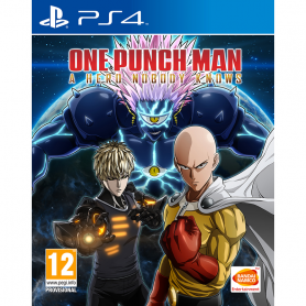 NAMCO One Punch Man: A Hero Nobody Knows 113794 PS4