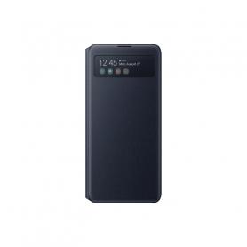 SAMSUNG EF-EN770PBEGEU S VIEW WALLET COVER BLACK SAM NOTE10LITE