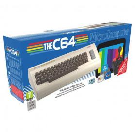 RETRO GAMES LTD THEC64 CONSOLE