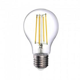 V-TAC 7458 Led Bulb - 12.5W Filament E27 A70 Clear Cover 3000K