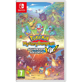 NINTENDO POKEMON MYSTERY DUNGEON SWITCH