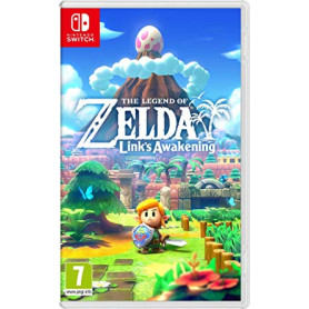 NINTENDO THE LEGEND OF ZELDA : LINK S AWAKENING