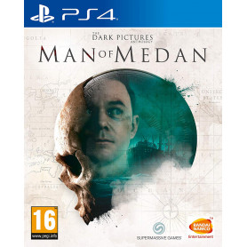 Namco The Dark Pictures - Man of Medan Vo 113697