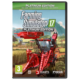 Farming Simulator 2017 Platinum Edition VERSIONE PER PC