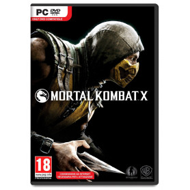 MORTAL KOMBAT X PC GIOCO