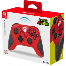 HORI WIRELESS HORIPAD  MARIO  Switch