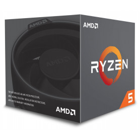 AMD RYZEN 5 2600 3.9GHZ 6CORE AM4 65W 19MB
