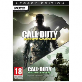 ACTIVISION COD IW LEGACY EDITION PC