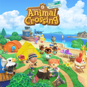 NINTNEDO ANIMAL CROSSING SWITCH