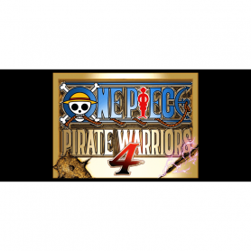 Namco One Piece Pirate Warriors 4 SWITCH