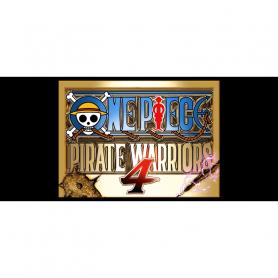 Namco One Piece Pirate Warriors 4 SWITCH