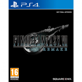SQUARE ENIX  FINALFANTASY VII REMAKE PS4