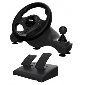 TWO DOTS Special GT4 Steering Wheel