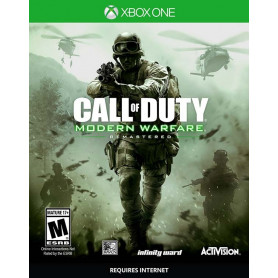 ACTIVISION Call of Duty Modern Warfare Remastered XBOX ONE