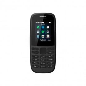 NOKIA 105 2019 BLACK CELLULARE