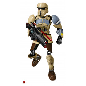 LEGO 75523 SCARIF STORMTROOPER CONSTRACTION STAR WARS