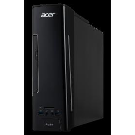 ACER AXC-730 DESKTOP INTEL J3335-4GB-HDD 1 TERA WIN 10