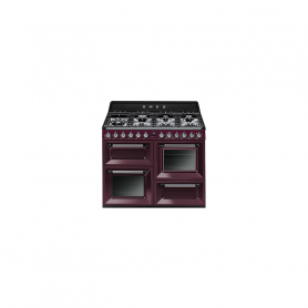 SMEG TR4110RW1 CUCINA 110X60 FMULTI7 7F RED WINE