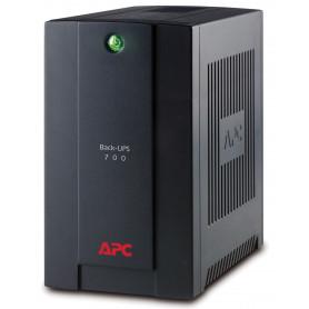 APC BX700U-GR Back-UPS 700VA UPS 230V 390W