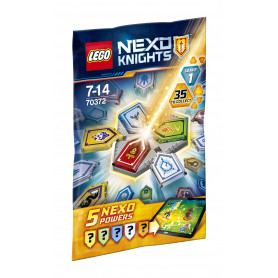 LEGO 70372 COMBO NEXO POWERS_WAVE 1 NEXO KNIGHTS