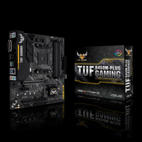 ASUS TUF B450M-PLUS GAMING B450 MATX 90MB0YQ0-M0EAY0 SCHED MADRE