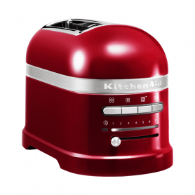 KITCHENAID 5KMT2204EC TOSTAPANE 2 SLICES ART TOASTER     CANDY APPLE