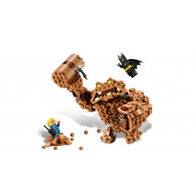 LEGO 70904 L ATTACCO SPLASH DI CLAYFACE BATMAN MOVIE