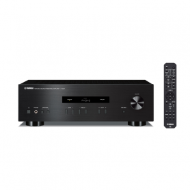YAMAHA AS201BL AMPLIFICATORE STEREO NERO