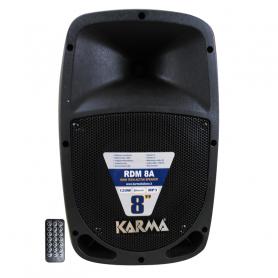 KARMA RDM-8A DIFFUSORE USB BT 120W