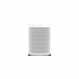 SONOS ONE 2 GEN WHITE SMART SPEAKER WIFI SON043 ALEXA