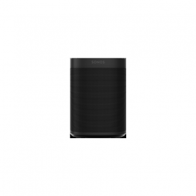 SONOS ONE 2 GEN BLACK SMART SPEAKER WIFI SON044