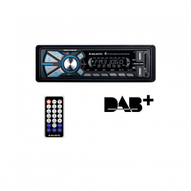 NEWMAJESTIC DAB-442BT AUTORADIO DAB BLUETOOTH USB