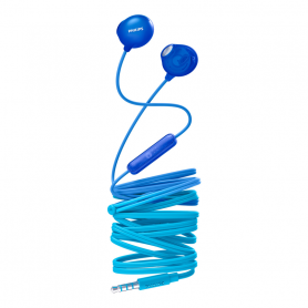 PHILIPS SHE2305BL- AURICOLARE IN EAR MIC BLUE
