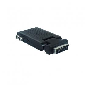 NEWMAJESTIC DEC663BK DECODER DIG TERR T2 SCART HDMI HEVC265 USB MAIN10