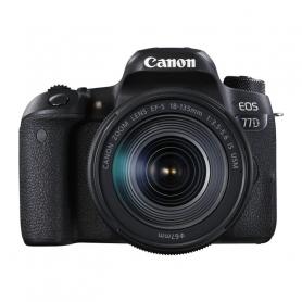 CANON EOS77 18/1 FOT REF 24MPX WIFI NFC  18/135MM