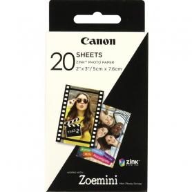 CANON ZP2030 20F CARTA ZINK ZOEMINI 20F