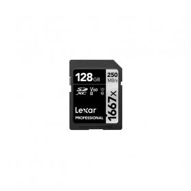 LEXAR 932866 CARD SD 128GB PRO 1667X 932866