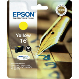 EPSON T162440 C.INK GIALLO 16 PENNA E CRUCIVERBA